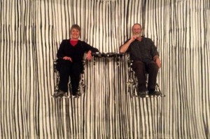 ACTM Directors at the 2014 Marrakech Biennale