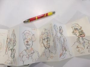 lazauskas-concertina sketchbook detail 2016